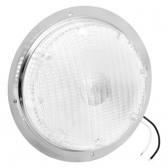 "Bargman® - 5"" Cargo Dome Light with Chrome Base"