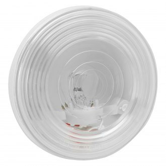 "Bargman® - 4"" Sealed Round Clear Backup Light"