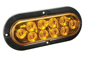 "Wesbar® - 6"" Amber LED Light"
