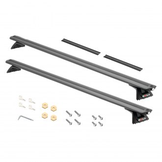 "Rola® - APE Series Extended Removable Anchor Point Track/Direct Mount Roof Rack (55-1/8"" Bar Length)"