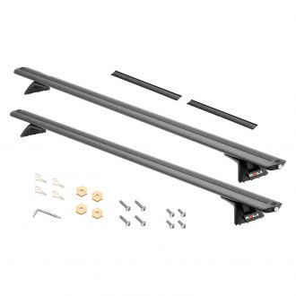 "Rola® - APE Series Extended Removable Anchor Point Track/Direct Mount Roof Rack (63"" Bar Length)"