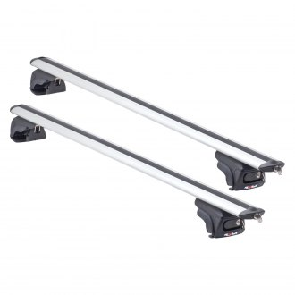 "Rola® - RBU Series Raised Rail Roof Mount Roof Rack (51-1/8"" Bar Length, 165 lbs)"