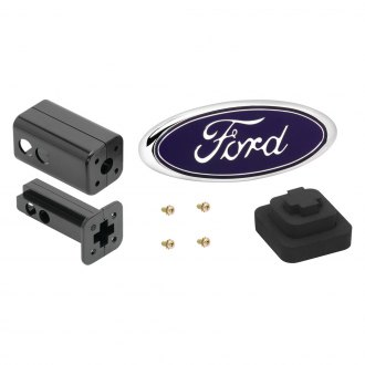 "Tow Ready® - Ford Logo Tube Cover for 2"" Receivers"