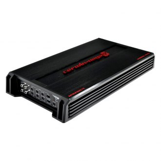 Cerwin-Vega® - HED Mobile Series Class D 4-Channel 1200W Amplifier