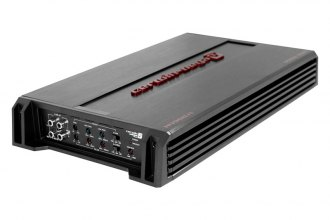 Cerwin-Vega® - HED Mobile Series 4-Channel 900W Amplifier