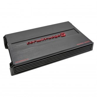 Cerwin-Vega® - HED Mobile Series Class AB 4-Channel 900W Amplifier