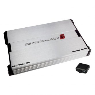 Cerwin-Vega® - XED Series Class AB Mono 1000W Amplifier