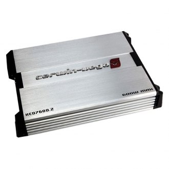 Cerwin-Vega® - XED Series Class AB 2-Channel 600W Amplifier