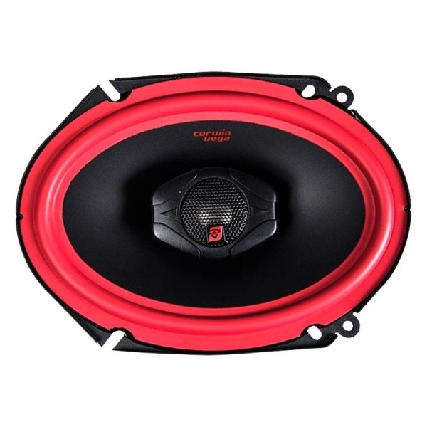 "NEW Cerwin Vega Mobile Series 6x8/"" 2-Way Coaxial Speaker 400W Max V468"