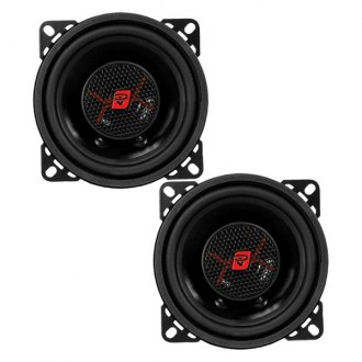 "Cerwin-Vega® - 4"" 2-Way HED Series 200W Coaxial Speakers"