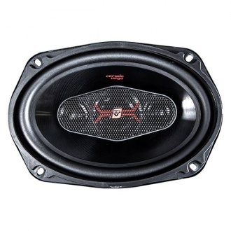 "Cerwin-Vega® - 6"" x 9"" HED Series 440W 4-Way Coaxial Speakers"