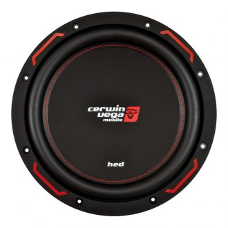 "Cerwin-Vega® - 12"" HED Mobile Series 1200W 4 Ohm DVC Subwoofer"