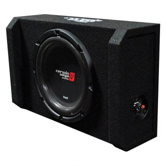 "Cerwin-Vega® - 10"" HED Series Shallow Mount Sealed Passive 1000W Subwoofer Enclosure"