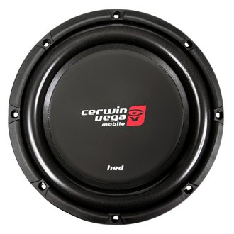 "Cerwin-Vega® - 10"" HED Mobile Series 400W 2 Ohm DVC Subwoofer"