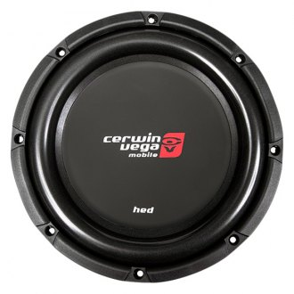 "Cerwin-Vega® - 10"" HED Mobile Series 400W 4 Ohm DVC Subwoofer"