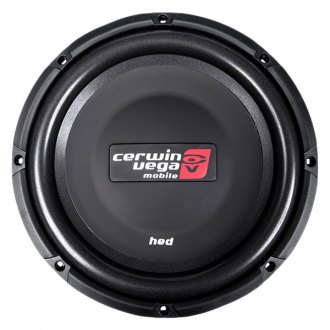 "Cerwin-Vega® - 12"" HED Mobile Series 500W 2 Ohm DVC Subwoofer"
