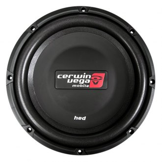 "Cerwin-Vega® - 12"" HED Mobile Series 500W 4 Ohm DVC Subwoofer"