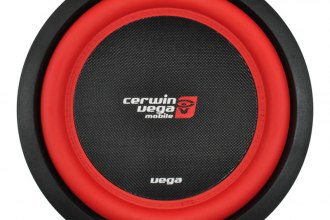 "Cerwin-Vega® - 8"" Mobile Series 500W 2 Ohm Subwoofer"