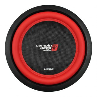 "Cerwin-Vega® - 8"" Mobile Series 500W 4 Ohm Subwoofer"