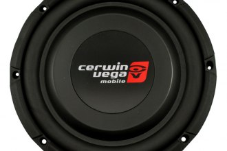 "Cerwin-Vega® - 10"" Pro Series 600W Shallow Mount 2 Ohm Subwoofer"