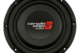 "Cerwin-Vega® - 10"" Pro Series 600W Shallow Mount 4 Ohm Subwoofer"