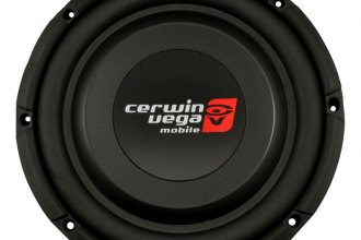 "Cerwin-Vega® - 12"" Pro Series 600W Shallow Mount 4 Ohm Subwoofer"