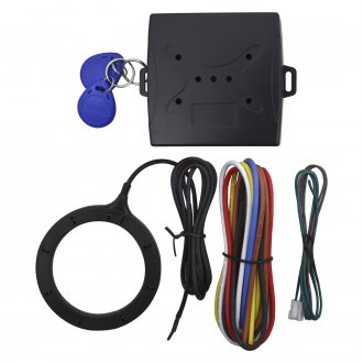 CFR Performance® - RFID Key Less Car Alarm System