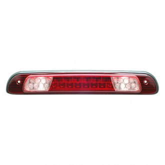 CG® - Chrome/Red LED 3rd Brake Light