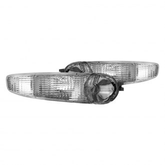 CG® - Chrome Bumper Lights