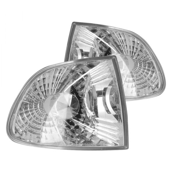 CG® - Chrome Euro Corner Lights