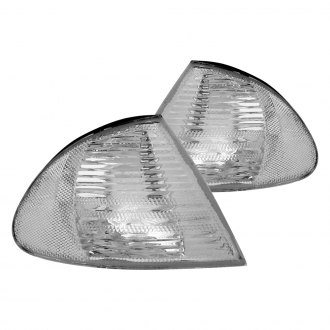 CG® - Chrome Factory Style Turn Signal/Corner Lights