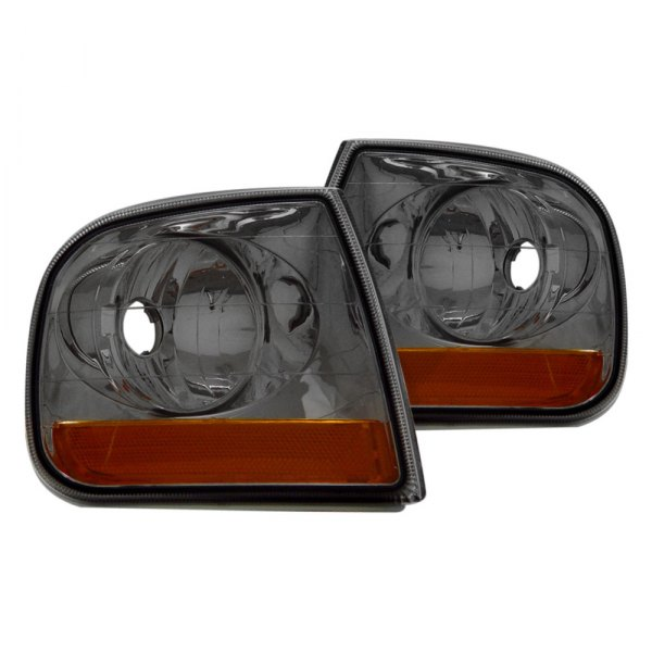 CG® - Smoke Euro Corner Lights
