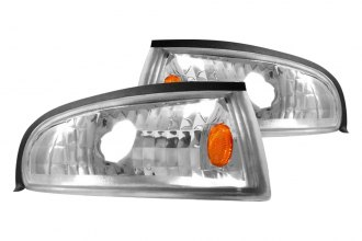 CG® - Clear Euro Corner Lights