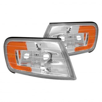 CG® - Chrome Crystal Turn Signal/Corner Lights