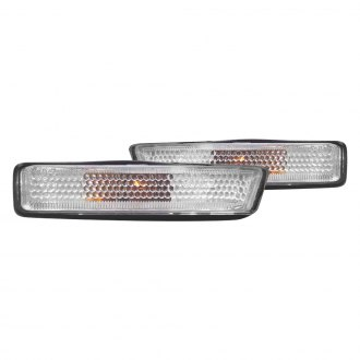 CG® - Chrome Factory Style Side Marker Lights