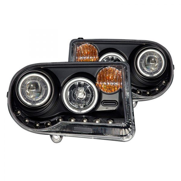 Chrysler 300C Without Factory HID/Xenon Headlights