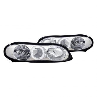CG® - Chrome Halo Euro LED Headlights