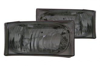 CG® - Smoke Euro Headlights