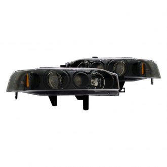 CG® - Black Projector Headlights