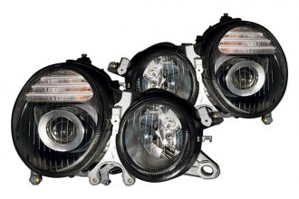 CG® - Chrome Projector Headlights