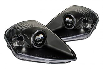 CG® - Black Dual Halo Projector Headlights G2