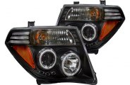 CG� - Black Projector Headlights with LEDs