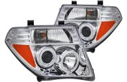 CG� - Chrome Projector Headlights with LEDs
