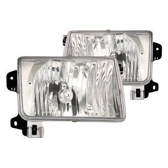 CG® - Chrome Euro Headlights