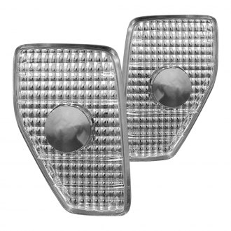 CG® - Chrome OEM Style Side Marker Lights