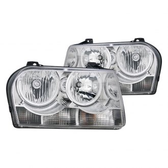 CG® - Chrome CCFL Halo Euro Headlights
