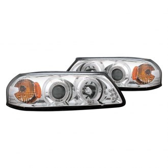 CG® - Chrome Halo Projector Headlights with LED DRL