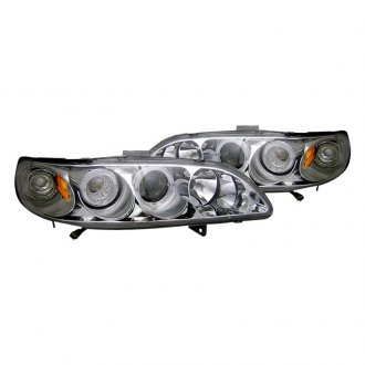 CG® - Chrome LED Halo Projector Headlights