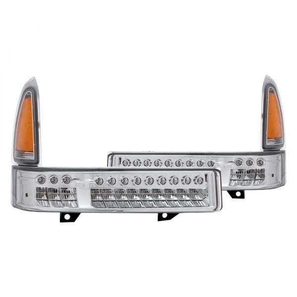 CG® - Chrome LED Parking/Signal Lights
