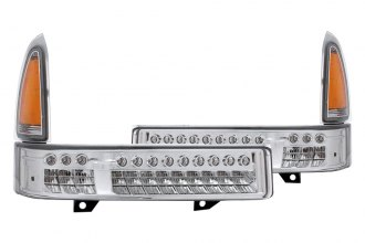 CG® - Chrome LED Turn Signal / Parking Light